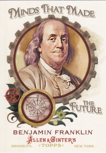 2011 Ginter Minds made Future Ben Franklin