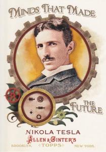 2011 Ginter Minds made Future Tesla
