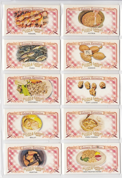 2012 Ginter Culinary Curiosities