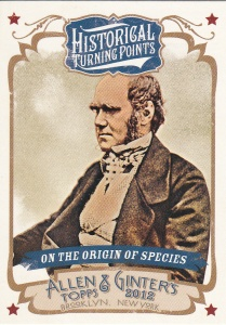 2012 Ginter Historical Turning Origin of Species