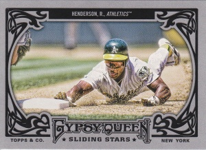 2013 Gypsy Queen Sliding Stars Rickey