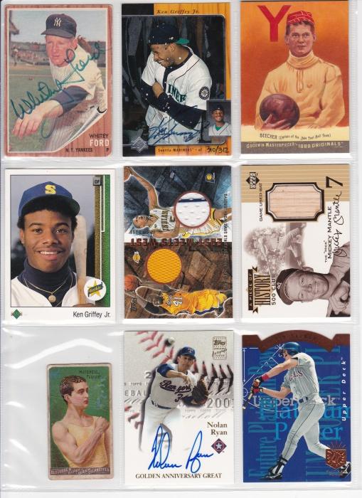Best binder top 9 cards