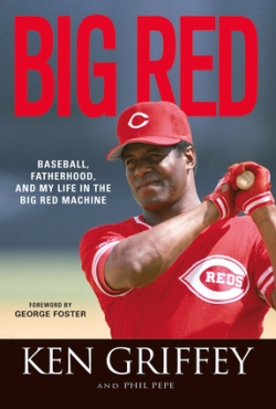 book cover Griffey sr