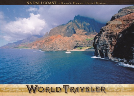 2011 Goodwin World Traveler Na Pali Coast