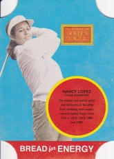 2013 Golden Age Bread for Energy Nancy Lopez