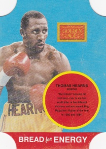 2013 Golden Age Bread for Energy Thomas Hearns