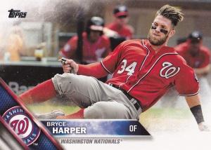 2016 Topps Harper