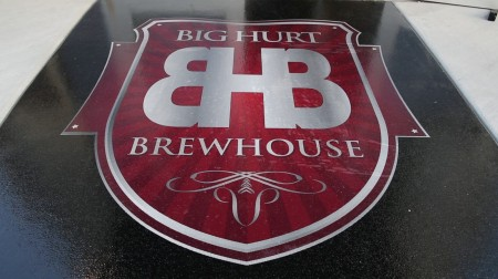 Big Hurt Brewhouse Logo