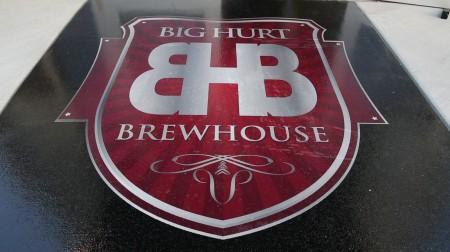 Big Hurt Brewhouse Logo