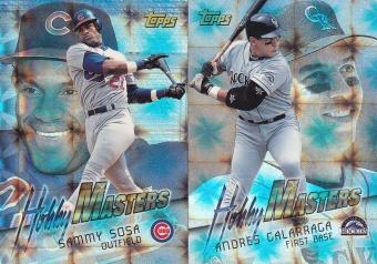 1997 Topps Hobby Masters 3