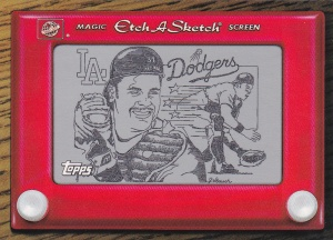 98 Topps Etch front