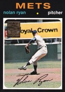 1999 Topps Nolan Ryan 71