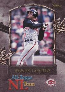 2000 Topps All-Topps Team Larkin