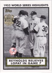 2002 Topps 52 WS game 7