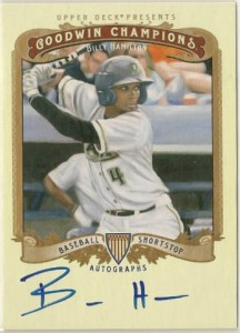 2012 Goodwin Billy Hamilton auto