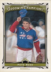 2013 Goodwin Pete Rose