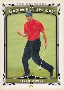 2013 Goodwin Tiger Woods