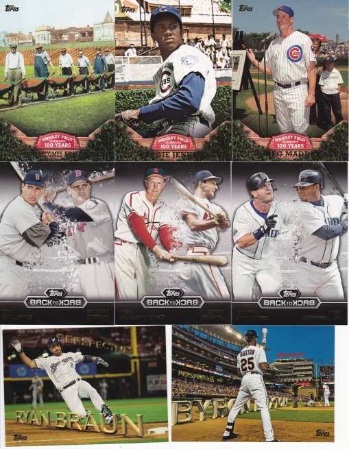 trade - Addiction as Therapy Feb16 2016 Topps inserts