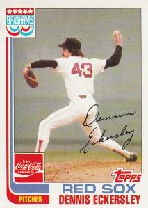 1982 Topps Coke Eck