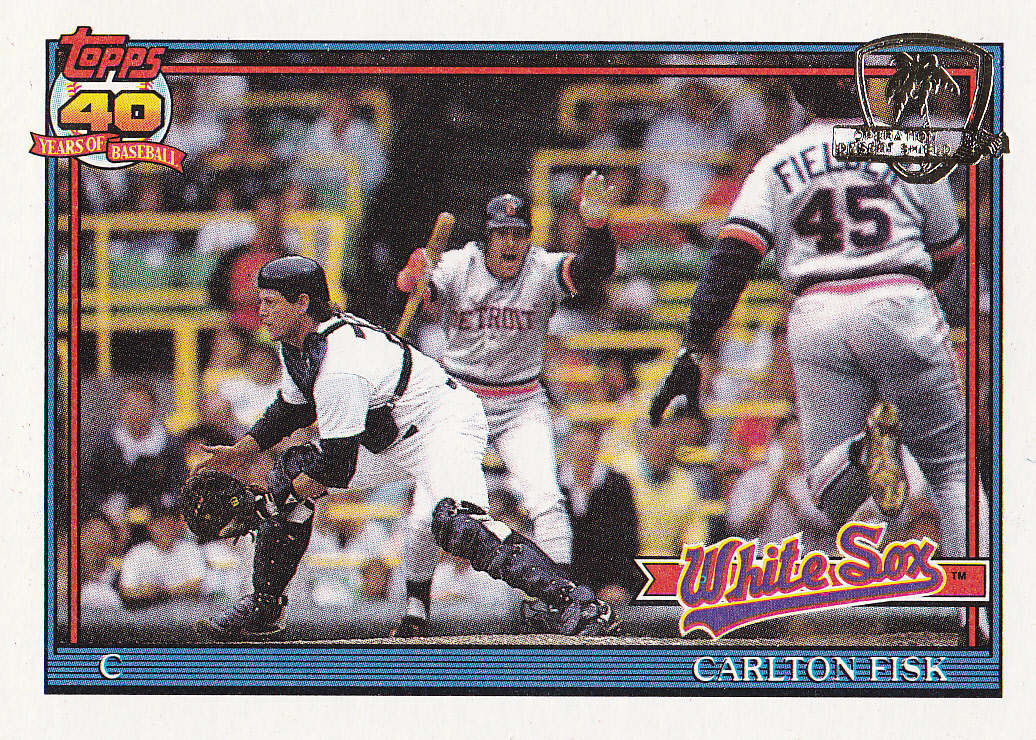 d378250f22 Topps 1991 | Lifetime Topps project