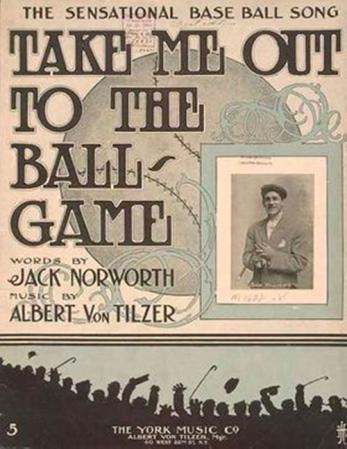 Ed Meeker Take Me Out to the Ballgame
