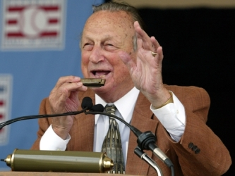 Stan Musial Take Me Out BBHOF