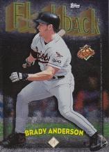 1998 Topps Flashback Brady Anderson