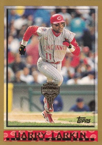 1998 Topps Inaugural Diamondbacks Larkin