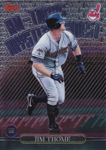 1999 Topps Mystery Finest - front