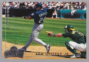 1999 Topps Opening Day Griffey