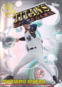 2000 Topps Own the Game Rivera