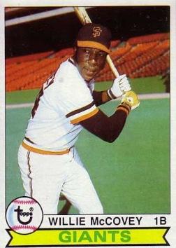 1979 Topps McCovey