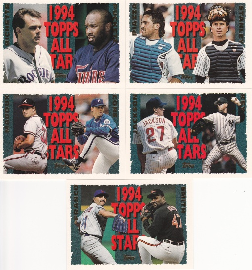 1995 Topps AS Subset 2