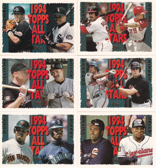 1995 Topps AS Subset