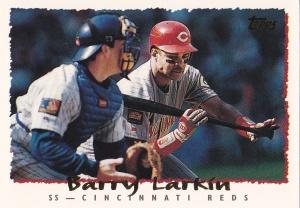 1995 Topps Barry Larkin