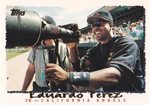 1995 Topps Eduardo Perez