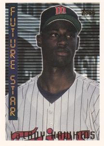 1995 Topps LaTroy Hawkins