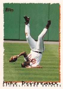 1995 Topps Mike Devereaux