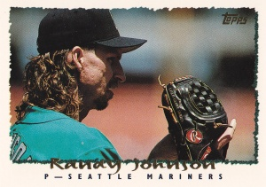 1995 Topps Randy Johnson