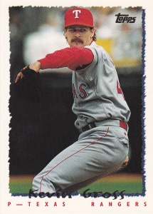 1995 Topps Traded Kevin Gross