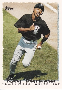 1995 Topps Traded Ray Durham