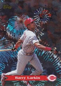 1997 Topps All-Stars Larkin