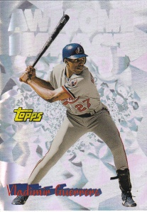 1997 Topps Awesome Impact Vlad