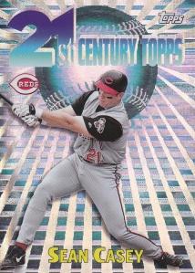 2000 21st Century Topps Sean Casey