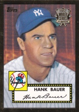 2002 Topps 52 Reprints Bauer