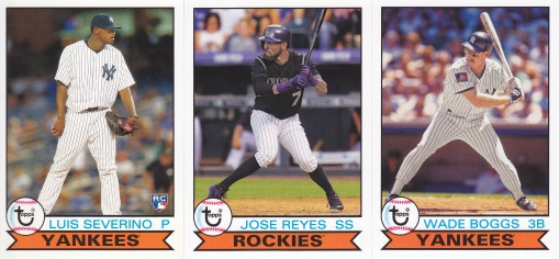 2016 Topps Archives 79 Severino Reyes Boggs