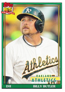 2016 Topps Archives Billy Butler