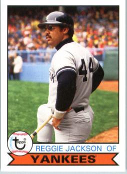 2016 Topps Archives Reggie Jackson 79
