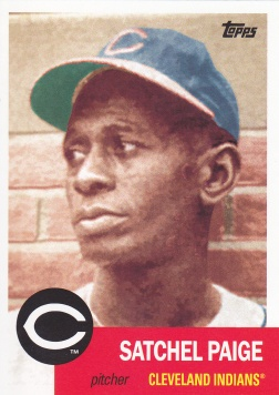 2016 Topps Archives Satchel Paige 53