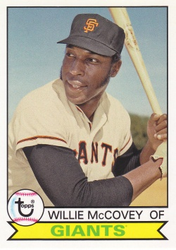 2016 Topps Archives Willie McCovey 79